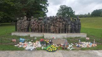 Lidice, monument voor de kinderen