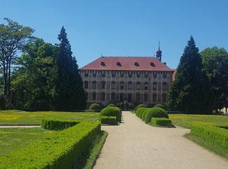 Zamek Libochovice