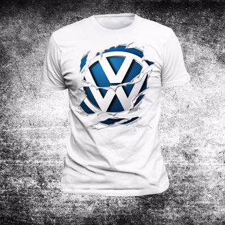 VW Fan T-Shirt,Tiguan,Passat,Golf,Sharan,Amarok,Tuarek