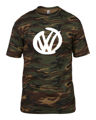 VW Army T-shirt