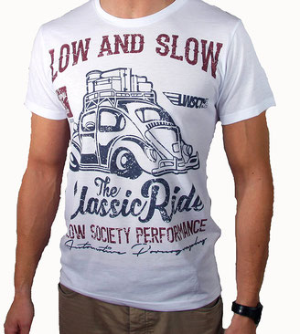 VW Käfer Tuning Shirt,VW Bug Shirt,LWSCTY Tuning Shirt