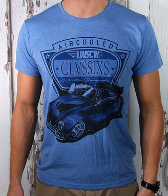 VW Käfer cabrio T-Shirt,VW Classic t-Shirt