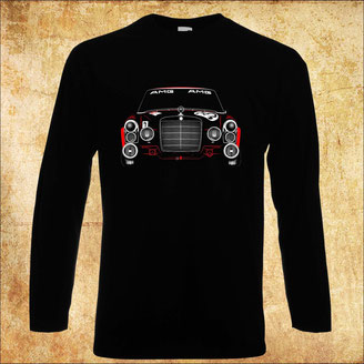 Mercedes strich 8 T-Shirt,Mercedes /8 T-Shirt