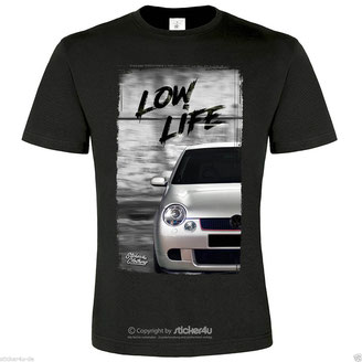 VW Lupo Tuning T-Shirt,GTI