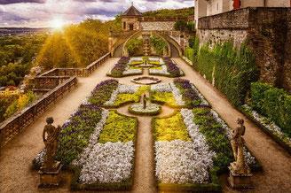 Schloss Würzburg - perfekter Ort für schöne Hochzeitsbilder