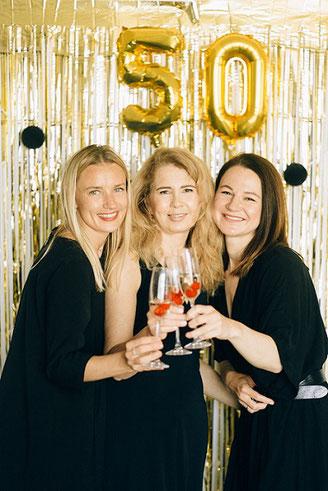 Party in Minden mit unserer Fotobox