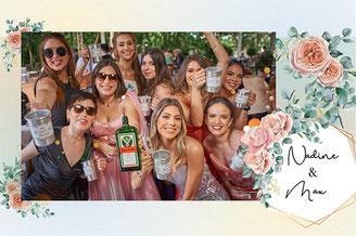 Stuttgart - Fotoboxmomente mit drei Frauen
