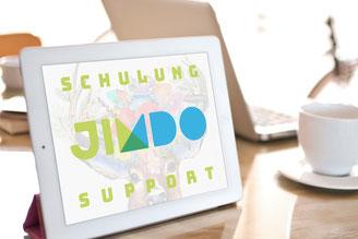 Jimdo Workshop in der Webdesign-Werkstatt Luzern