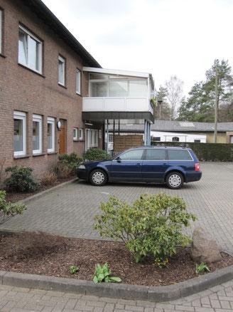 Tierarzt, Parkplätze, Bedburg-Hau