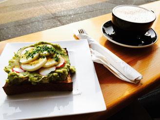 Frühstück New York City - Cha Lait