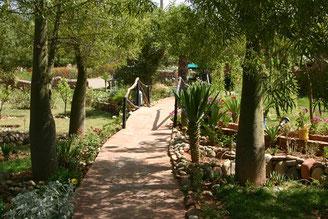 maison d'hôtes et jardin