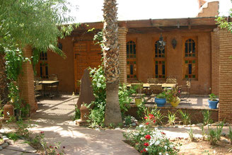 restaurant Marrakech vallée de l'Ourika