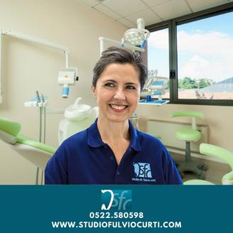 Dott.ssa Sonia Gianotti - Odontoiatra Ortodonzista