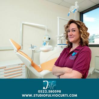 Sig.ra Elisa Castagnetti - Assistente Studio Odontoiatrico