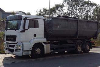 Schüttguttransporte