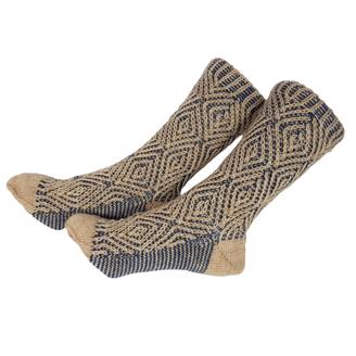 """Handgestrickte Socken """"Julex"""""""