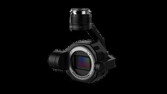 DJI Zenmuse X7 es una cámara profesional para Inspire 2 con calidad CINEMADNG 6K, Apple Pro Res 5.2K, Sensor Súper 35, Rango Dinámico de 14 pasos
