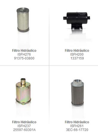 filtro hidraulico partes refacciones accesorios montacargas mexico