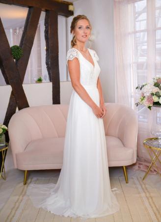 robe de mariée fabrication francaise moins 2000€ yvelines saint germain en laye