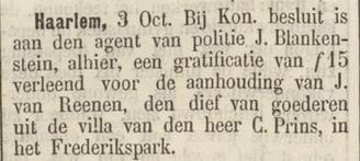 De Tijd : godsdienstig-staatkundig dagblad 05-10-1882