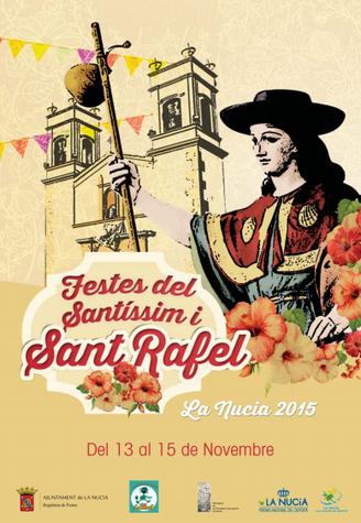Fiestas de La Nucía: programa de las Fiestas del Santíssim i Sant Rafel en La Nucía