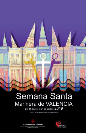 Programa y Procesiones de la Semana Santa Marinera de Valencia