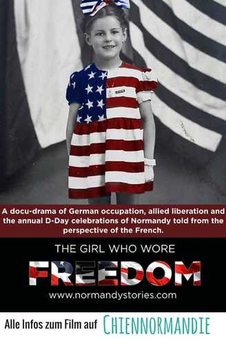 The girl who wore freedom Film Normandie