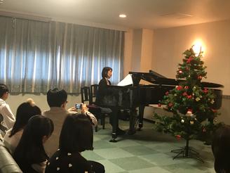 ひたちなか市のピアノ教室:さくらピアノ音楽教室 先生の写真