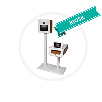 Ansicht Kiosk-System