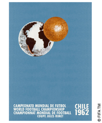 Poster 1962 Chile
