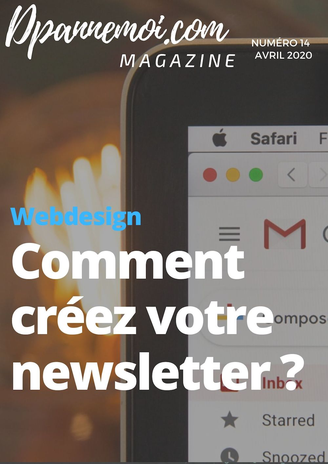webdesign, newsletter