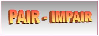 PAIR-IMPAIR