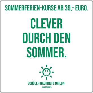 Ferien-Kurse ab 39,-€