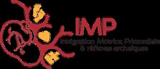 Logo de l'Intégration Motrice Primodiale approche éducative d'intégration des réflexes archaïques et primitifs