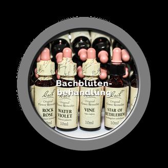 Button Bachblüten-Behandlung