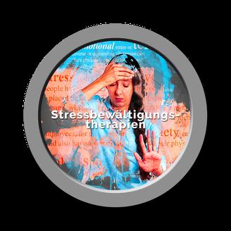 Button Stressbewältigung
