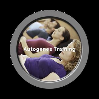 Button Autogenes Training