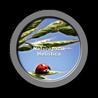 Botão Naturopatia Holistica