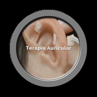 Botão Terapia Auricular