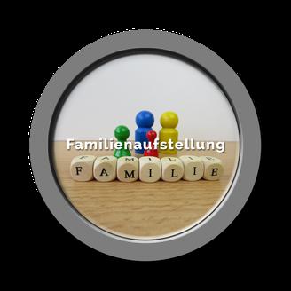 Button Familienaufstellung