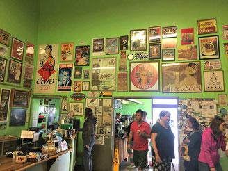 ハワイオアフ島貸切チャーターにて立ち寄り先のワヒアワのグリーンコーヒーファーム