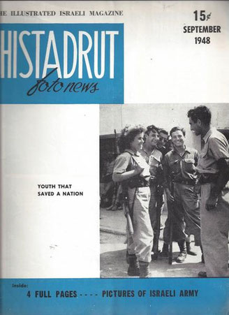 Histadrut var fra starten af pro-zionistisk