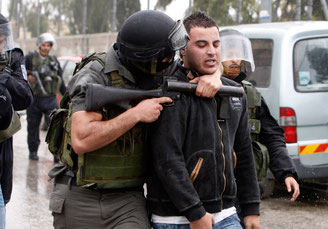 Paramilitær israelsk politi