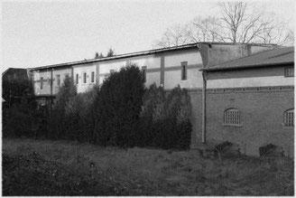 Großer Remontestall in der heutigen Lindenstr. 10