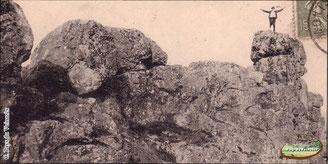 Carte postale. Fonds BC-Musée du Veinazès