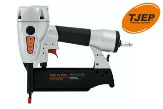 Betonnagler Tjep ST-15 für Betonbrads - Brads aus gehärtetem Stahl