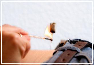 Akupunktur Moxibustion Braunschweig