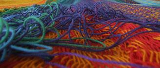 hamac filet mexicain coloré artisanal de bonne qualité