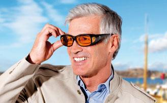 Sonnenbrille, UV-Schutz, Kontraststeigerung