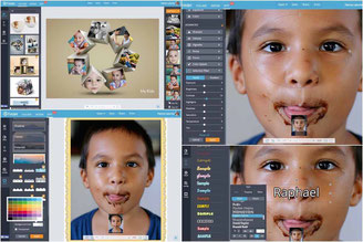 Fotojet full suite photo editor and collage
